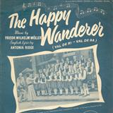 Friedrich W. Moller:The Happy Wanderer (Val-De-Ri, Val-De-Ra)