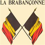 La Brabanconne (Belgian National Anthem) sheet music by François van Campenhout