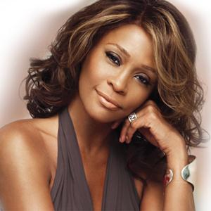 Whitney Houston I Will Always Love You cover art
