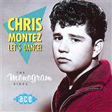 Let's Dance sheet music by Chris Montez