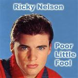 Poor Little Fool sheet music by Rick Nelson