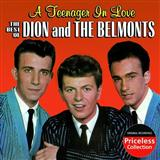 A Teenager In Love sheet music by Dion & The Belmonts