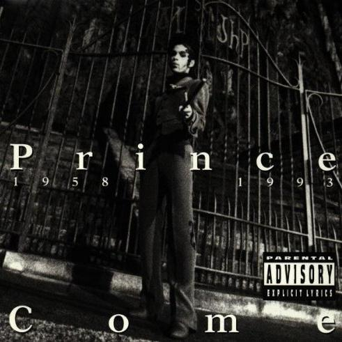 Prince Come cover art