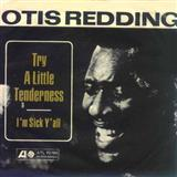 Try A Little Tenderness sheet music by Otis Redding