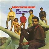 Dance To The Music sheet music by Sly & The Family Stone