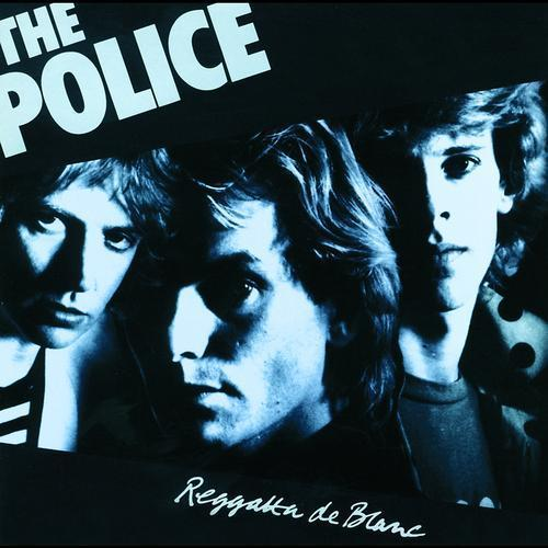 The Police Regatta De Blanc cover art