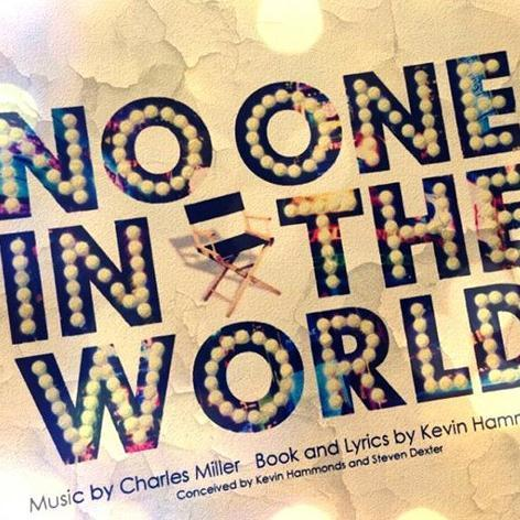 Charles Miller & Kevin Hammonds Bad Reviews Blues (from No One In The World) cover art