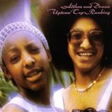 Uptown Top Ranking sheet music by Althia & Donna