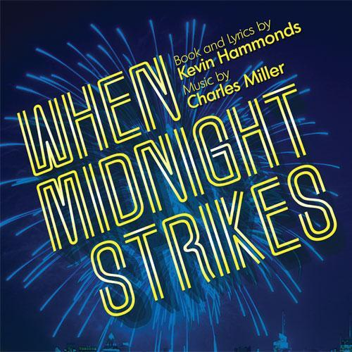 Charles Miller & Kevin Hammonds Somebody's Falling (from When Midnight Strikes) cover art
