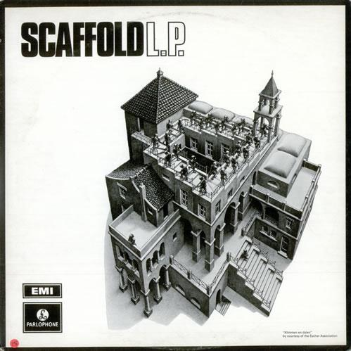 The Scaffold Lily The Pink cover art