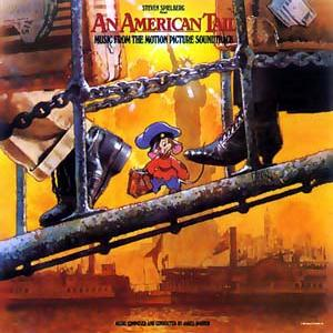 Linda Ronstadt & James Ingram Somewhere Out There (from An American Tail) cover art