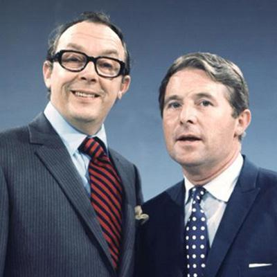 Morecambe & Wise Positive Thinking cover art