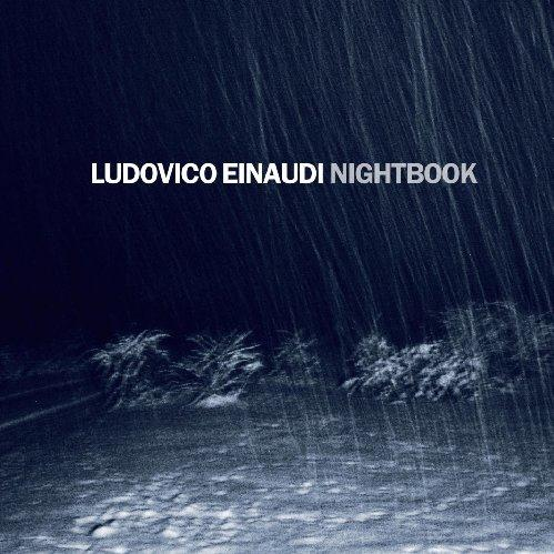 Ludovico Einaudi Nightbook cover art