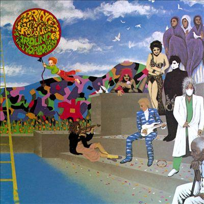 Prince Raspberry Beret cover art
