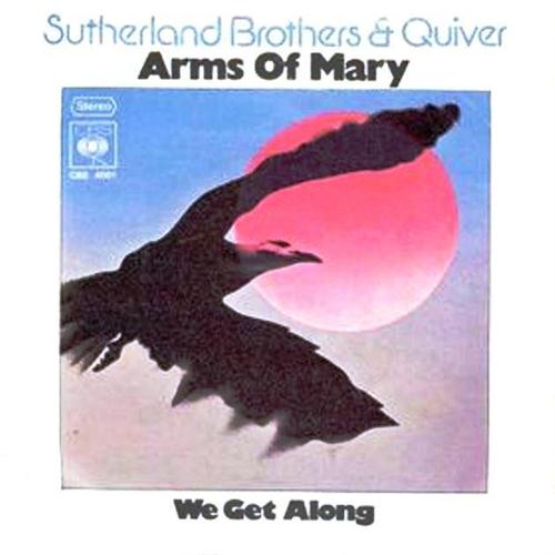Sutherland Brothers & Quiver Arms Of Mary cover art