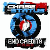 End Credits (feat. Plan B) sheet music by Chase & Status
