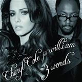 will.i.am:3 Words (feat. Cheryl)