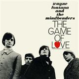 The Game Of Love sheet music by Wayne Fontana & The Mindbenders
