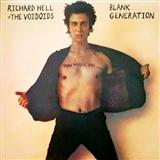 Blank Generation sheet music by Richard Hell & The Voidnoids