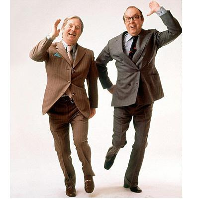 Morecambe & Wise Bring Me Sunshine cover art