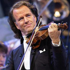 Andre Rieu Thunder And Lightning Polka cover art