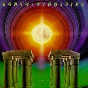 Earth, Wind & Fire Boogie Wonderland cover art