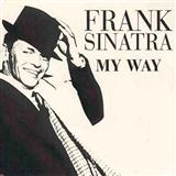 My Way sheet music by Frank Sinatra