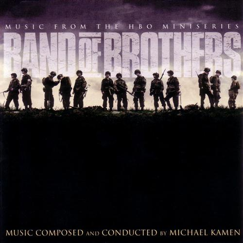 Michael Kamen Band Of Brothers cover art