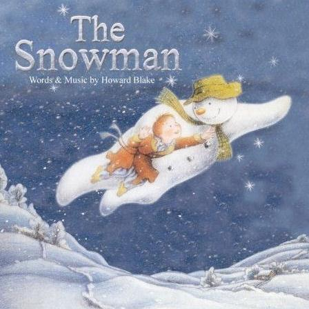 Howard Blake Walking In The Air (theme from The Snowman) cover art