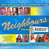 Theme from Neighbours sheet music by Tony Hatch
