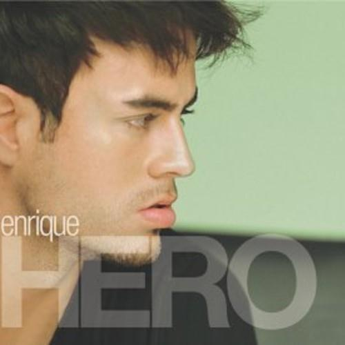 Enrique Inglesias Hero cover art