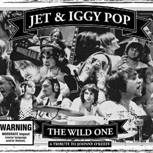 Iggy Pop & Jet Real Wild Child (Wild One) cover art