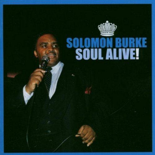 Solomon Burke Everybody Needs Somebody To Love cover art