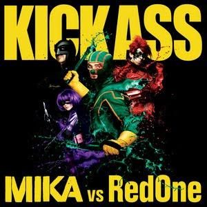 Mika vs RedOne Kick Ass cover art