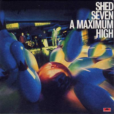 Shed 7 Going For Gold cover art