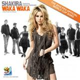 Waka Waka (This Time For Africa) (feat. Freshlyground) sheet music by Shakira