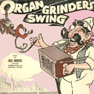 Will Hudson Organ Grinder's Swing cover art