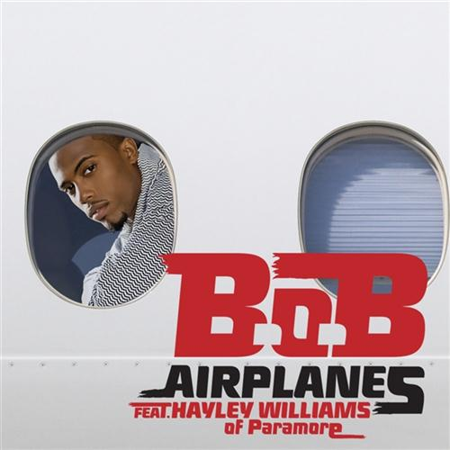 B.o.B Airplanes (feat. Hayley Williams) cover art