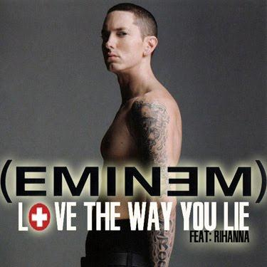 Eminem Love The Way You Lie (feat. Rihanna) cover art