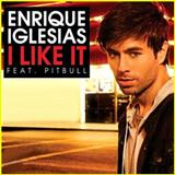 I Like It (Enrique Iglesias, Pitbull - Euphoria) Partiture