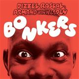 Bonkers (feat. Calvin Harris & Chrome) sheet music by Dizzee Rascal