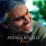 Time To Say Goodbye (Con Te Partirò) sheet music by Andrea Bocelli & Sarah Brightman