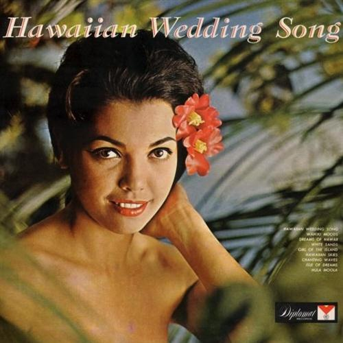 Julie Rogers The Hawaiian Wedding Song cover art