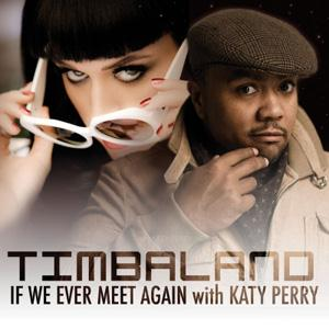 Timbaland If We Ever Meet Again (feat. Katy Perry) cover art