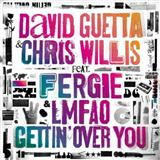 Gettin' Over You (feat. Fergie & LMFAO) sheet music by David Guetta & Chris Willis