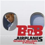 Airplanes (feat. Hayley Williams) sheet music by B.o.B