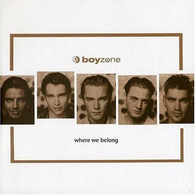 Boyzone No Matter What (from Whistle Down The Wind) cover art