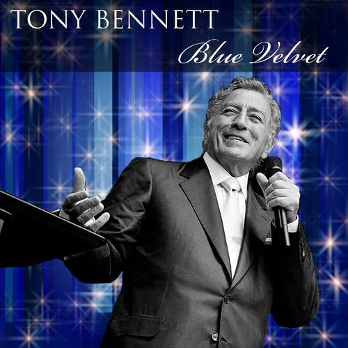 Tony Bennett Blue Velvet cover art