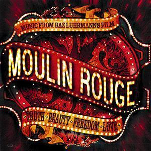Nicole Kidman and Ewan McGregor Come What May (from Moulin Rouge) cover art