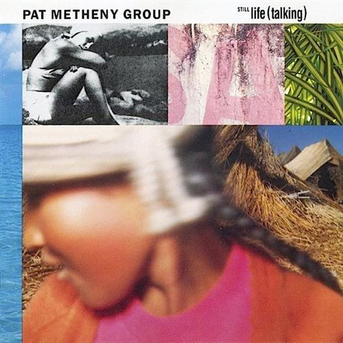 Pat Metheny Last Train Home cover art